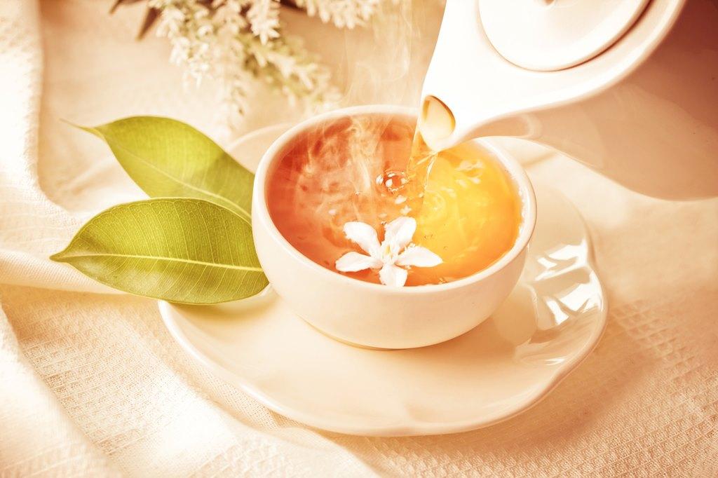ジャスミン茶にちなんだ名前
